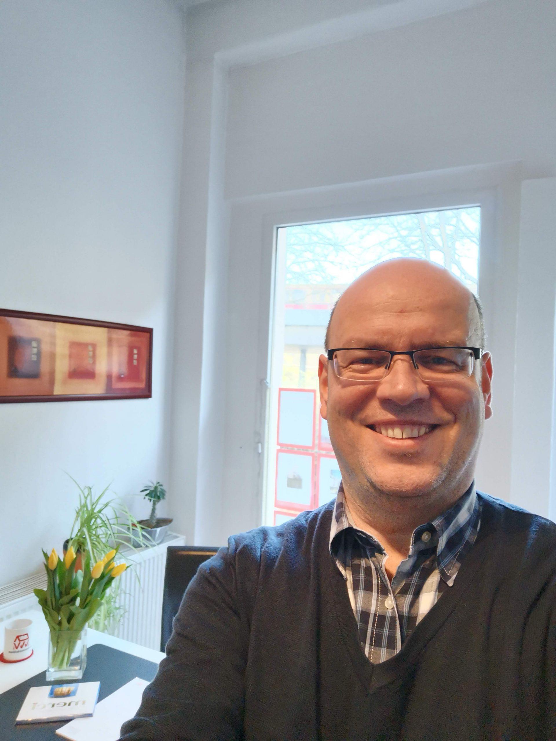 Boris Wienke - Immobilienmakler mit Freude.