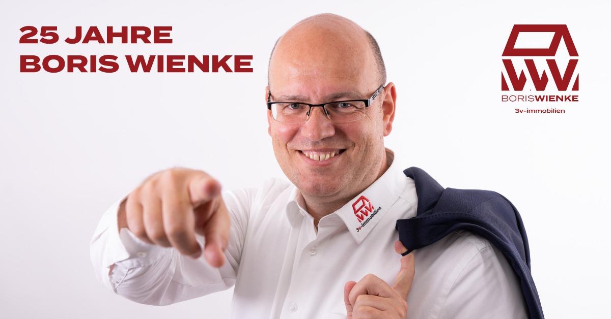25 Jahre Boris Wienke